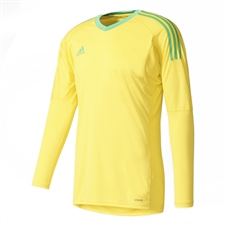 Adidas Revigo 17 Goalkeeper Jersey (Bright Yellow/Energy Green)