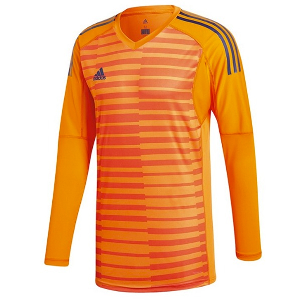 ... Adidas AdiPro 18 Goalkeeper Jersey (Lucky Orange Orange Unity Ink) ... fbd763cb8