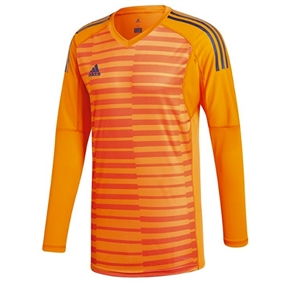 Adidas AdiPro 18 Goalkeeper Jersey (Lucky Orange/Orange/Unity Ink)