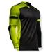 Storelli ExoShield Gladiator Goalkeeper Jersey (Black/Volt)