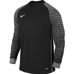 Nike Long Sleeve Gardien Goalkeeper Jersey (Black/Cool Grey/White)