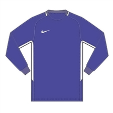 Nike Park III Long Sleeve Goalkeeper Jersey (Persian Violet/White)