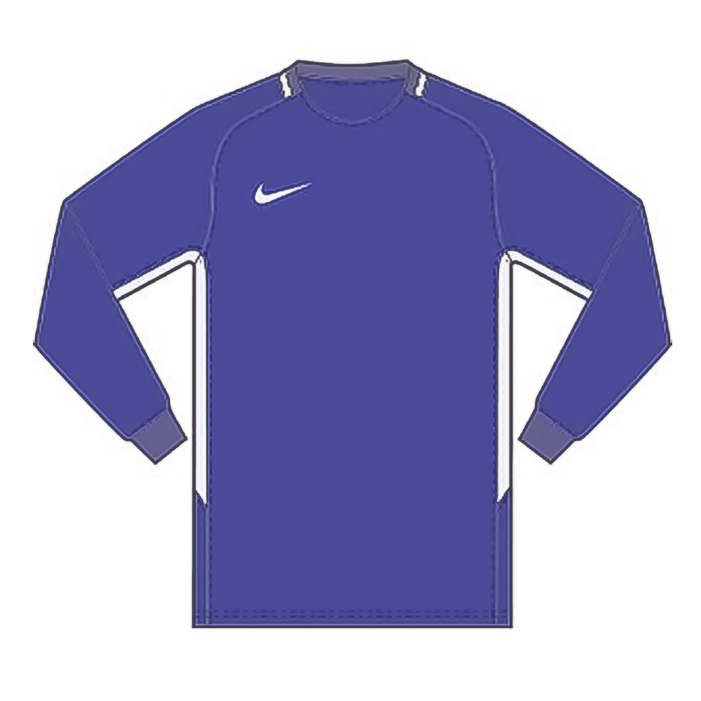 Nike Park III Long Sleeve Goalkeeper Jersey (Persian Violet White ... d31c79ffe