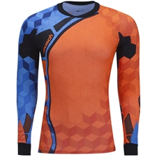Reusch Sentinel Pro-Fit Goalkeeper Jersey (Orange)