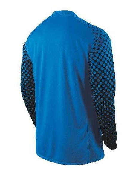 58.49 - Nike Youth Park III Long-Sleeve Goalkeeper Jersey (Blue ... 243825b05