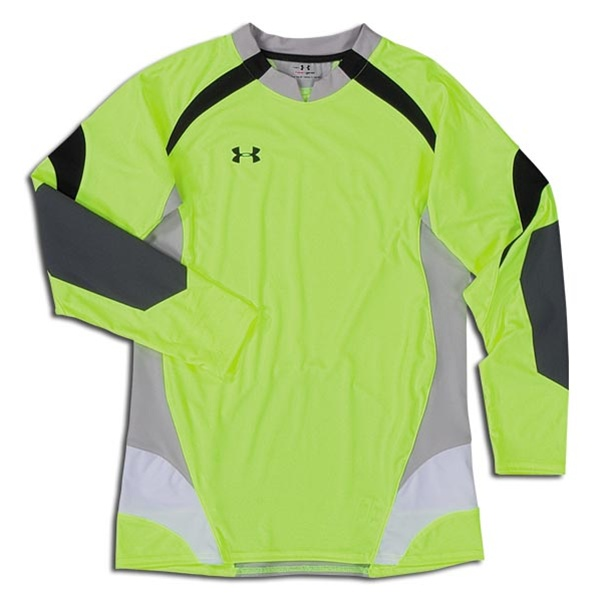 13bd0036674  53.99 - Under Armour Youth Negate Goalkeeper Jersey (HiVisYellow ...