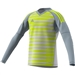 Adidas Youth AdiPro 18 Goalkeeper Jersey (Light Grey/Grey One/Semi Solar Yellow)