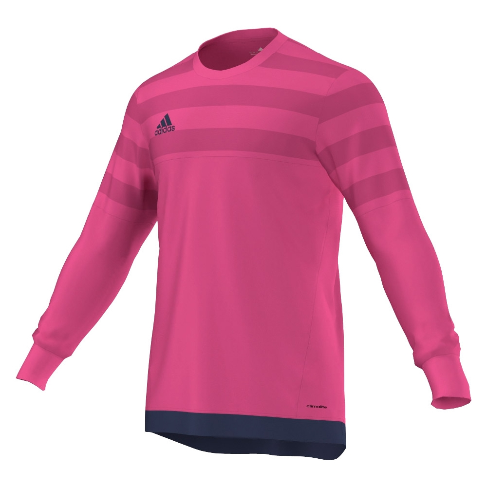63dcb56334d $40.49 - Adidas Youth Entry 15 Goalkeeper Jersey (Pink/Dark Blue ...