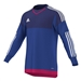 Adidas Youth Top 15 Goalkeeper Jersey (Bold Blue/Amazon Purple/White/Bold Pink)