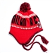 AC Milan Peruvian Replica Beanie (Red/Black)