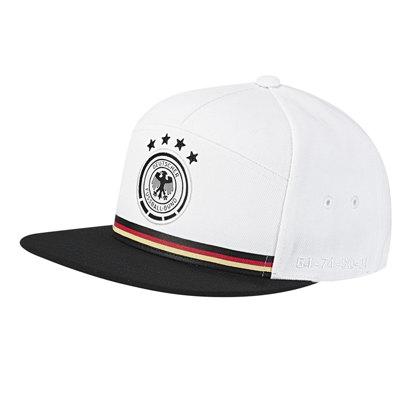 22.49 - Adidas Germany DFB Legacy Hat (White Black)  fa0f81ba3d5