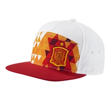 Adidas Spain FEF Anarchy Hat (White/Red)