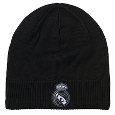 Adidas Real Madrid '16-'17 Beanie (Black/Crystal White)