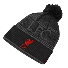New Balance Liverpool FC Lifestyle Beanie '19-'20 (Black/Grey)