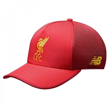 New Balance Liverpool Elite Cap '19-'20 (Team Red/Red Pepper)