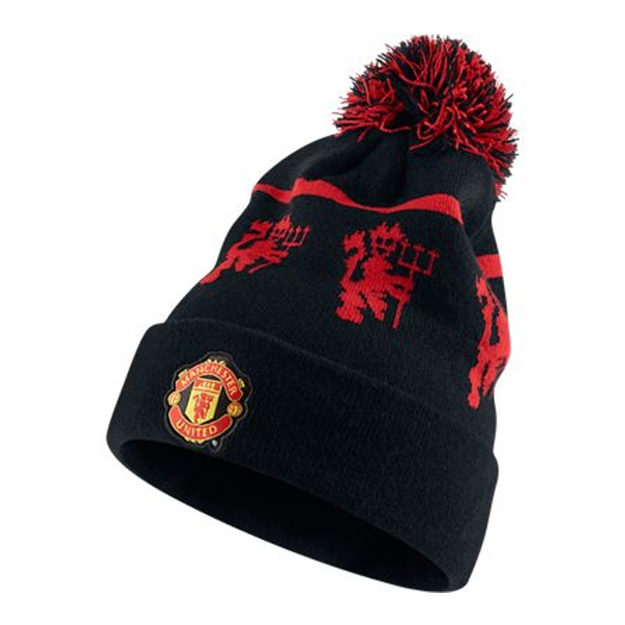 separation shoes 90950 2a5b1 ... store nike manchester united soccer beanie black challenge red b669e  9ae5e