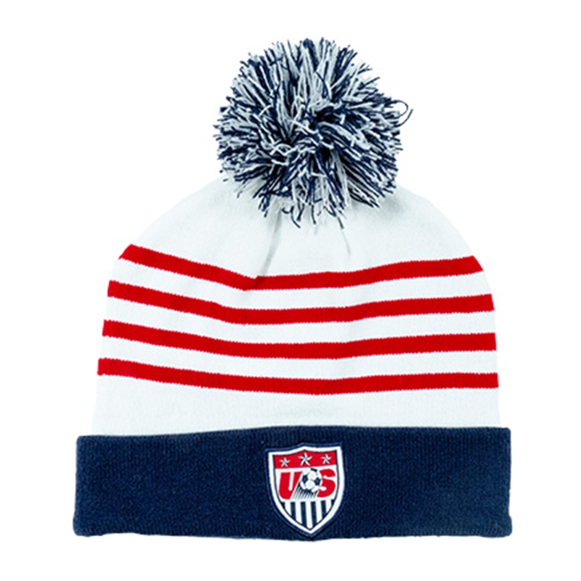 Nike USA Knit Beanie (White)  4828d46f66b9