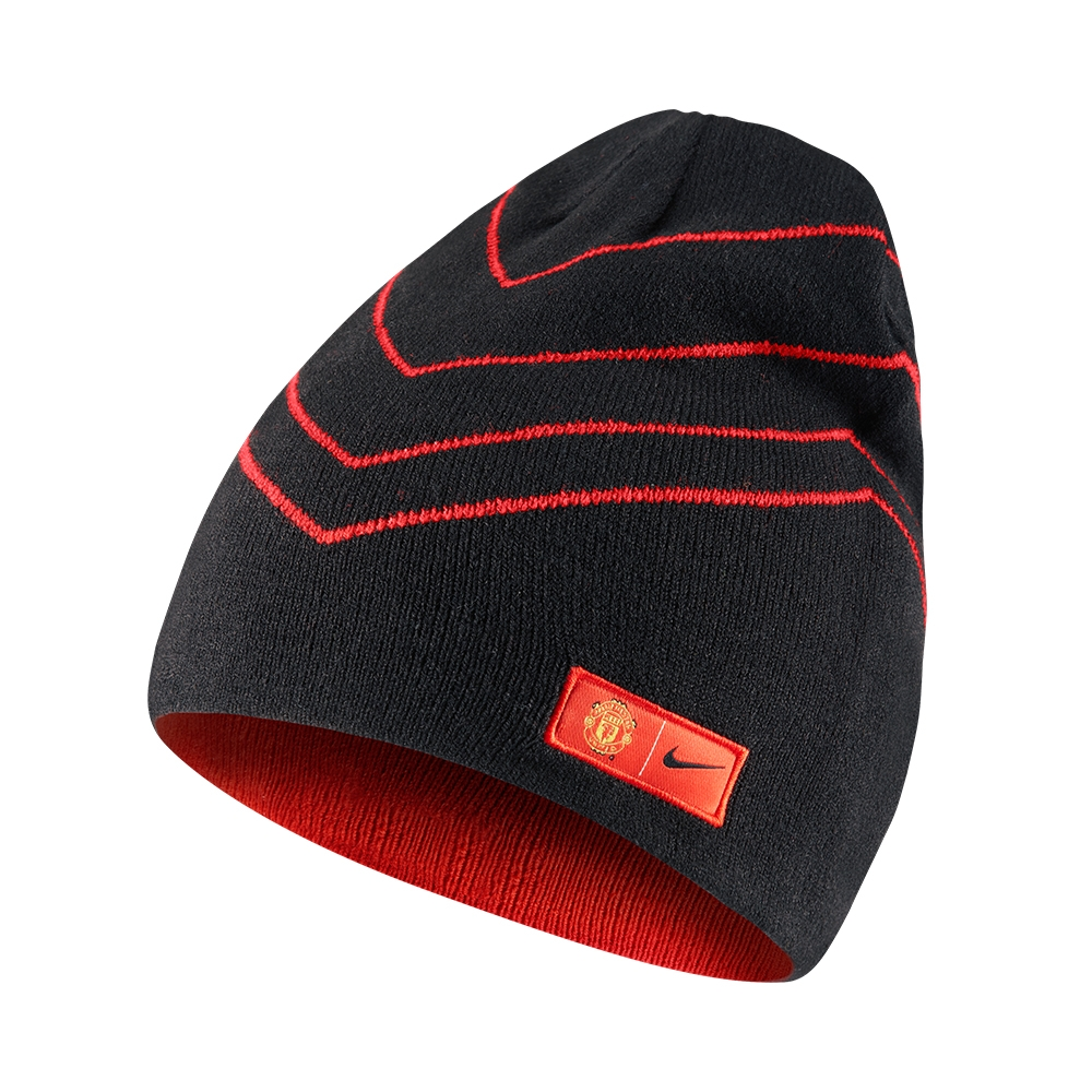 05df92a928e Nike Manchester United Soccer Knit Hat ...