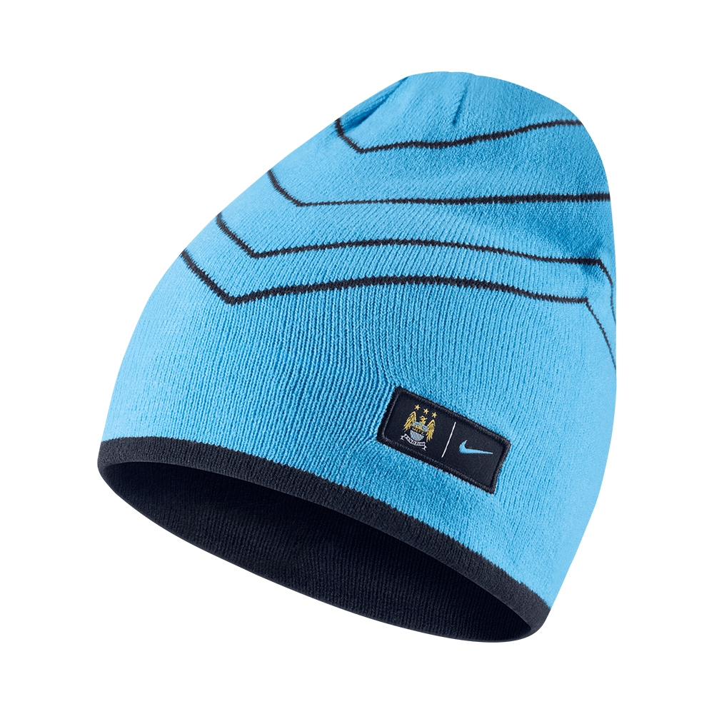 Nike Manchester City FC Soccer Knit Hat ... 16422397f2f