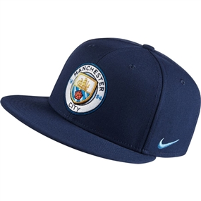 Nike Manchester City FC Core Cap (Midnight Navy/Field Blue/Black/White)