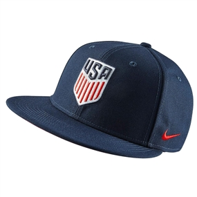 Nike USA Core Cap (Obsidian/University Red)