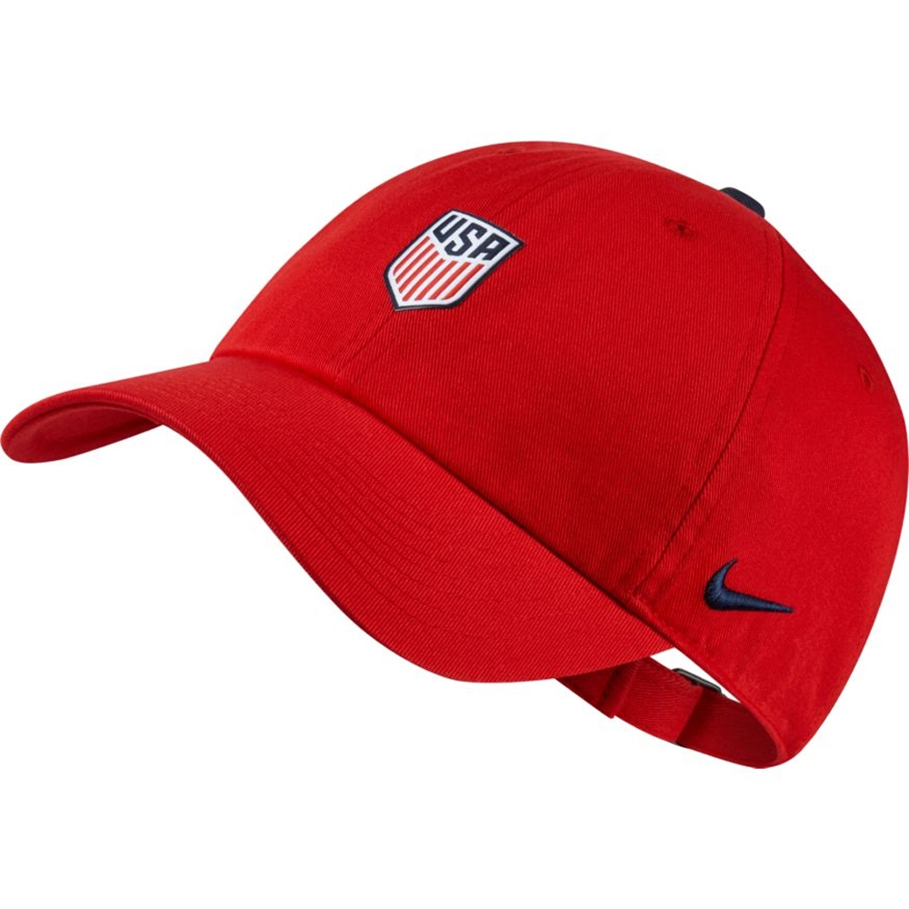 Nike USA U NK H86 Core Cap (University Red Midnight Navy)  bc6896d640b