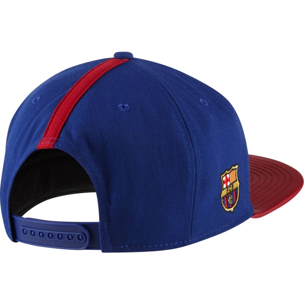 fe19eeb16dc ... amazon nike pro fc barcelona adjustable snapback hat deep royal blue  noble 847c7 db66b