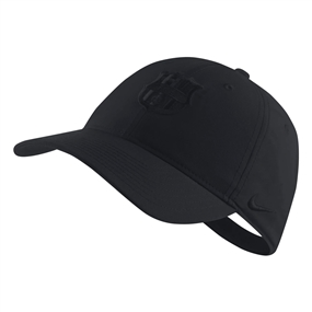 Nike Dri-FIT FC Barcelona Legacy 91 Hat (Black)