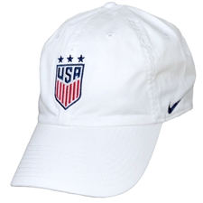 Nike USWNT Campus Hat (White)