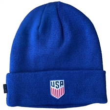 Nike USA Soccer Beanie (Blue Void)