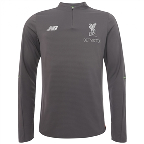 New Balance Liverpool FC Elite Mid Layer Training Top (Castlerock)