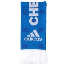 Adidas Chelsea FC Scarf (Chelsea Blue/White)