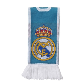 Adidas Real Madrid Scarf (Vivid Teal)