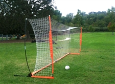Bownet 7ft x 21ft Soccer Goal (Orange/White)