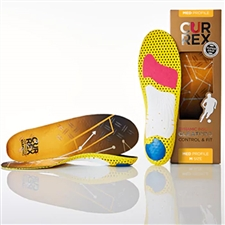 Currex CleatPro Insole - Medium Arch (Orange)
