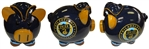 MLS Philadelphia Union Resin 7 Inch Piggy Bank