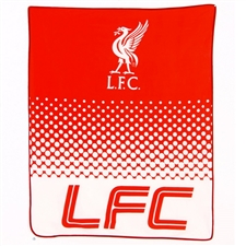 Liverpool FC Plush Blanket