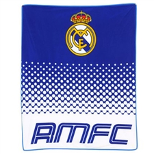Real Madrid CF Plush Blanket