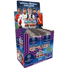 Topps 2018/19 UEFA Champions League Match Attax Hobby Box