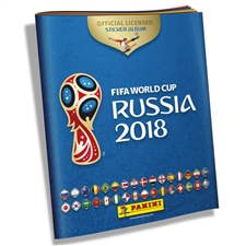 Panini 2018 FIFA World Cup Sticker Album