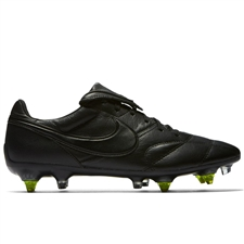 Nike Premier II SG-Pro (ACT) Soccer Cleats (Black)