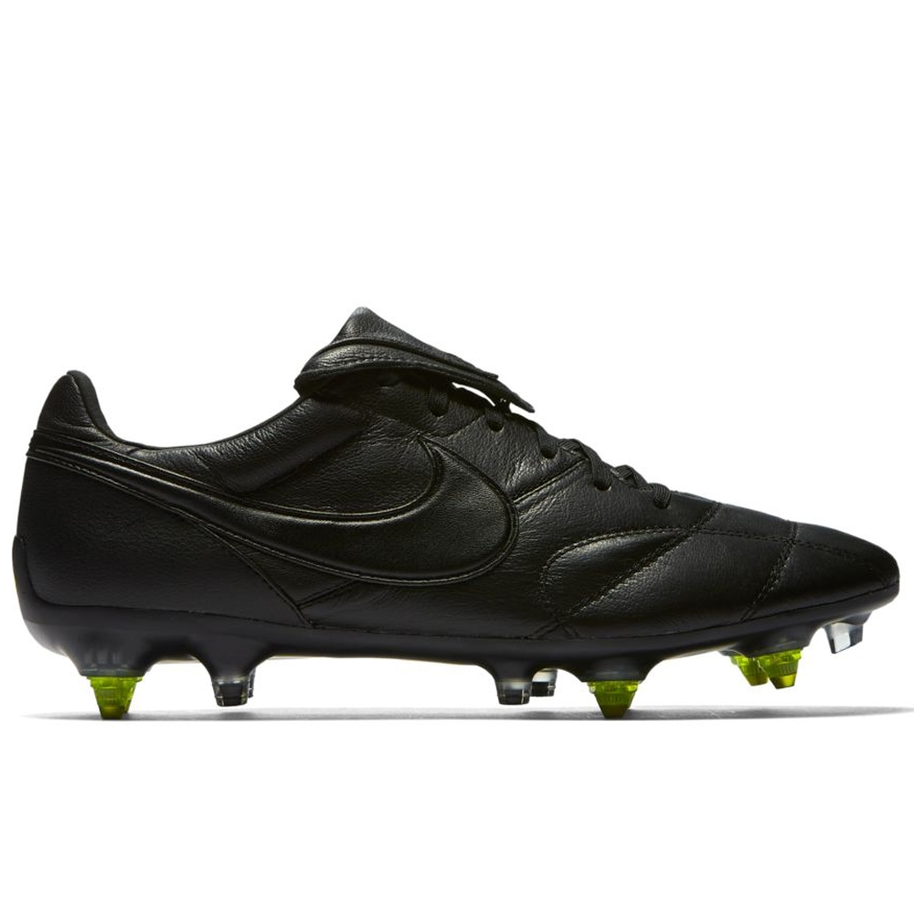 5e8183874 Nike Premier II SG-Pro (ACT) Soccer Cleats (Black)