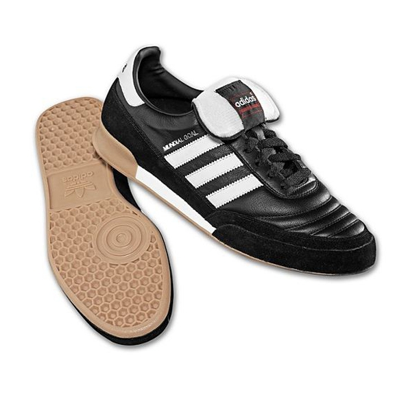 finest selection ba035 a86f4 Adidas Mundial Goal   Adidas Indoor Soccer Shoes   SOCCERCORNER.com