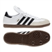 Adidas Samba Classic Indoor Soccer Shoes (Running White/Black)