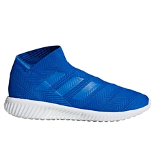 Adidas Nemeziz Tango 18.1 Trainer (Football Blue/White)