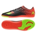 Adidas Messi 15.3 Indoor Soccer Shoes (Black/Solar Green/Solar Red)