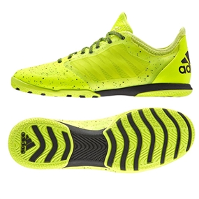 e609c1c12 Adidas X 15.1 CT Indoor Soccer Shoes (Solar Yellow/Black/Frozen Yellow)