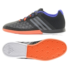 Adidas ACE 15.1 CT Indoor Soccer Shoes (Black/Night Metallic/Solar Orange)