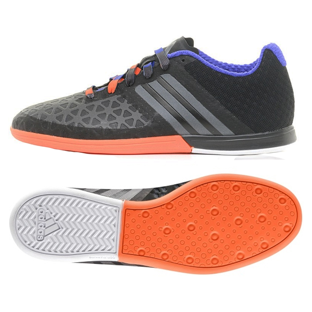 1db348da1 ACE 15.1 CT Indoor Soccer Shoes (Black Night Metallic Solar Orange ...