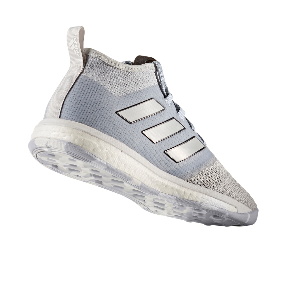 new style a543f b2171 Adidas ACE Tango 17.1 Trainer (Clear Grey/Mid Grey)